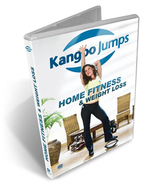 Dvd home fitness weight loss