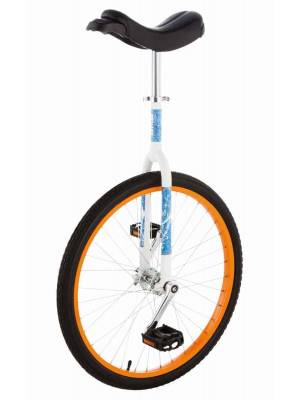"Jednokolka Kettler unicycle 24″ ""authentic blue"""