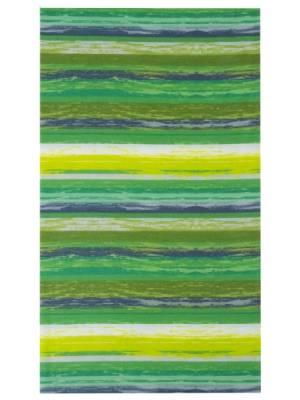 šátek M-WAVE Green Stripes 1dbd83ad68